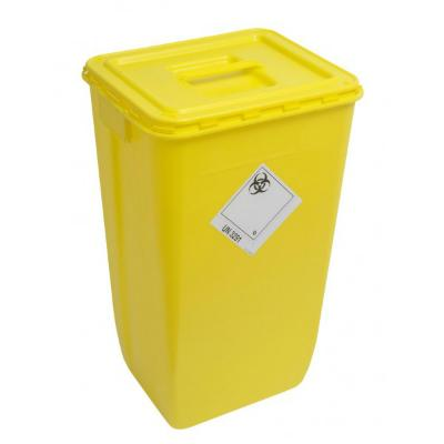 Clinical waste collection and disposal